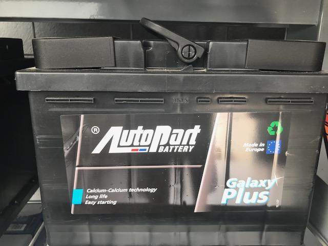 autopart Μπαταρίες αυτοκινήτου